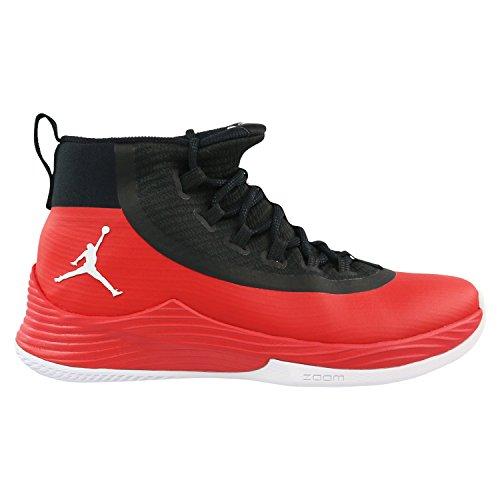 Nike Schuhe Jordan Ultra.Fly 2 University Red-White-Black (897998-601) 41 Rot