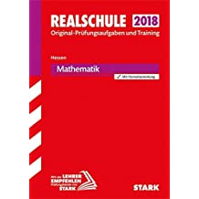 Abschlussprüfung Realschule Hessen - Mathematik