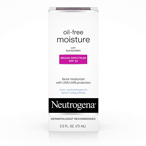 Neutrogena Oil Free Moisture, SPF 35, 2.5 oz (Sonnenschutzmittel)