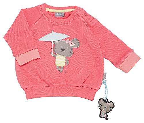 Sigikid Mädchen, Baby Sweatshirt, Rosa (Pink Lemonade 147), (Herstellergröße: 68) -