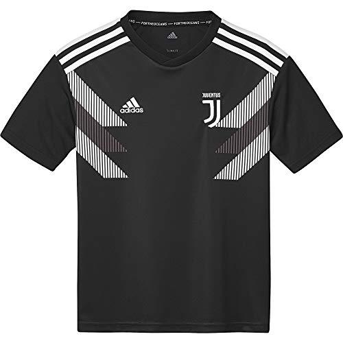 adidas Fußball Juventus Turin Juve Pre-Match Trikot Fußballtrikot Kinder Gr 164