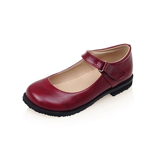 balamasa-sandales-plateforme-femme-rouge-bordeaux