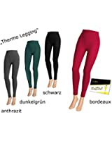 "Thermo Legging ""Extra warm"" (RS-10740-A) - inkl. EveryHead-Hutfibel"
