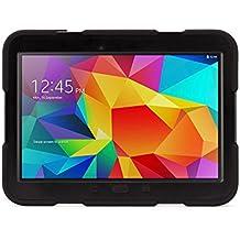 """Griffin Survivor - Carcasa para Samsung Galaxy Tab 4 de 10.1"""", color negro"""