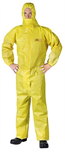 dung ProSafe XP3000 Overall, 3XL, gelb, PSXP (Chemie-overalls)