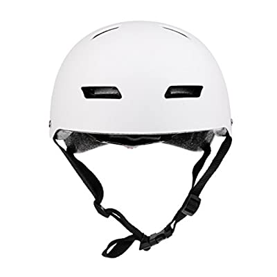 Sharplace Lightweight Adjustable Water Sports Safety Helmet Kayak Canoe Boating Rafting Wakeboard Surfing Jet Ski Roller Skate Bike Cycling Protective Cap - Choice of Color from Sharplace