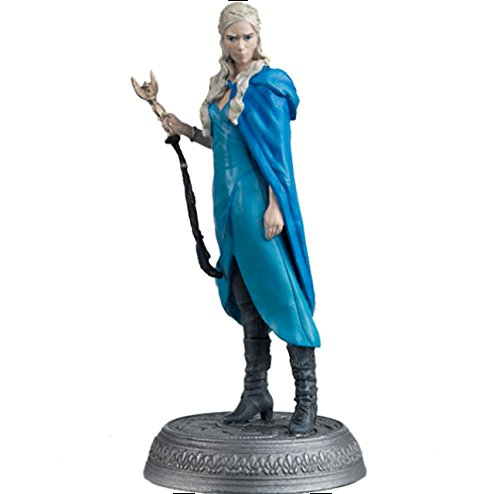 HBO - Figura de Resina Juego de Tronos. Game of Thrones Collection Nº 1 Daenerys Targaryen