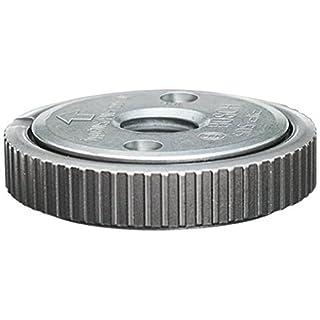 Bosch Schnellspannmutter SDS Clic GWS, passend für alle Winkelschleifer mit Gewinde M 14, ermöglicht schnelles Spannen und Lösen, Art.- Nr. 1603340031