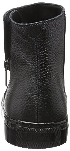 Fratelli Rossetti 75137, Baskets Hautes Femme Noir - Nero (Nero)