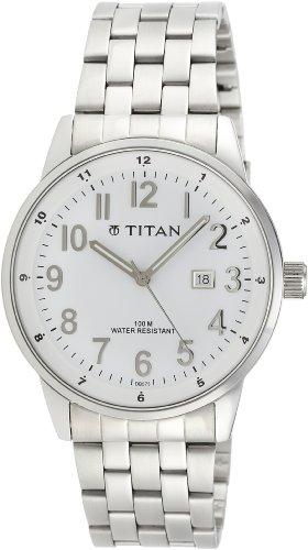 41Hm7DgjOQL - Titan NE9441SM02J Tycoon Mens watch