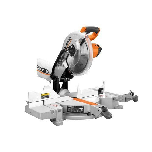 Factory-Reconditioned Ridgid ZRR4112 15 Amp 10 in. Dual Bevel Compound Miter Saw by Ridgid