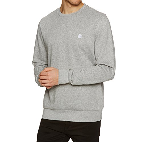 Element Herren Cornell Classic Cr Sweatshirts Grey