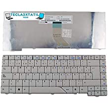 Teclado Compatible de y para portatil Acer Aspire 5315 5720G 5730Z 5920 4720 4220G Gris/