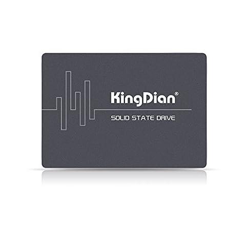 kingdian SSD Solid-State-Laufwerk 60GB 120GB 240GB 480GB mit 128M Cache SATAIII S280