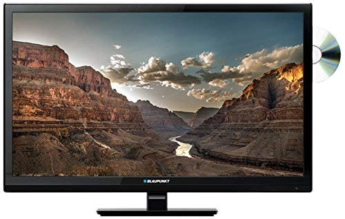 Blaupunkt BLA-236/207O-GB-3B-EGDP-UK 24-Inch LED HD Ready TV/DVD Kit with Freeview HD - Black (Refurbished)