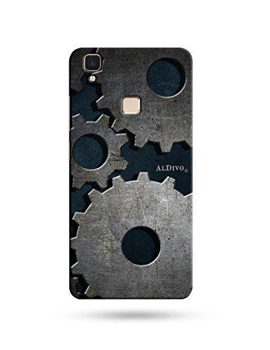 alDivo Premium Quality Printed Mobile Back Cover For Vivo Y51L / Vivo Y51LPrinted Mobile Back Cover (MKD295)