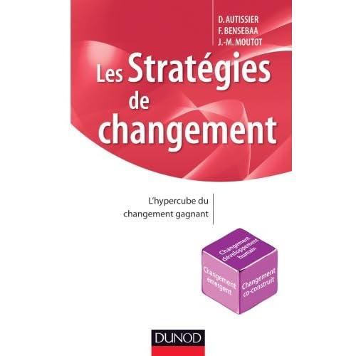 Les stratégies de changement - L'hypercube du changement gagnant