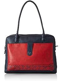 Baggit Women's Shoulder Bag (Navy Blue)