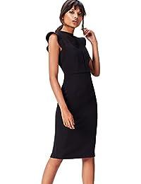 FIND Women's Midi Bodycon Dress