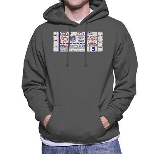 chicago-bears-vs-detroit-lions-wrigley-field-1959-mens-hooded-sweatshirt