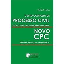 Curso Completo de Processo Civil: Lei 13.105 de 2015 (Portuguese Edition)