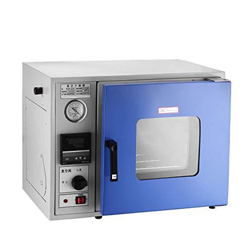 kuumofen Trockenofen 0.9 Cu Ft 250°C vacuum trockenschrank 450 Watt vakuumtrockenschrank Laboratory Vacuum Drying Oven (23L) ()