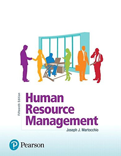 Human Resource Management (What's New in Management)