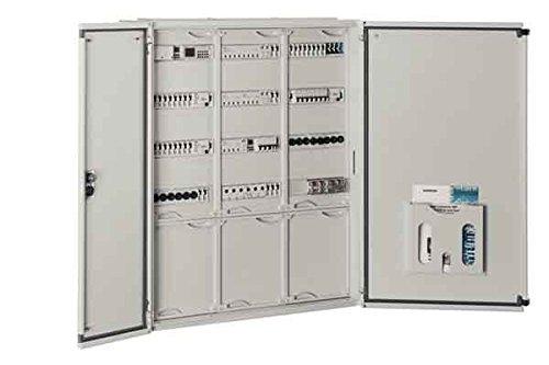 Siemens Indus.Sector Wandverteiler AP 8GK1032-3KK21 800x550x140mm,IP43 Schaltschrank (leer) 4001869256917 - 2