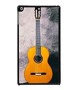PrintVisa Designer Back Case Cover for Apple iPad 2 :: Apple iPad 3 :: Apple iPad 4 (Shelf Wood Melody String Play Rock Audio)