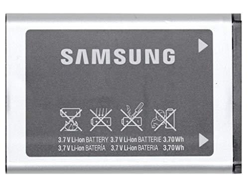Samsung Li-Ion-Akku (AB553446BU) für B2100, C5212, E1110, E1130, E2120, B100, i320, M110, P900, P910, P920, C3300, E1170, E2230, F310, Original-Akku