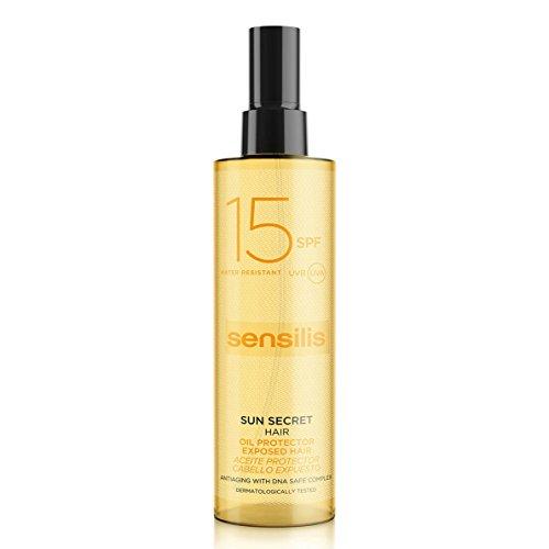 Sensilis Sun Secret Aceite Protector para el Cabello - 100 ml