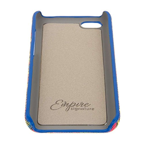 EMPIRE Signature Serie Schutzhülle für Apple iPhone 5 C (Slim _ P Neon Scribbles