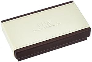 Daniel Wellington DW00100149 - Relojes en acero inoxidable con correa de nylon, Unisex, color negro de Daniel Wellington