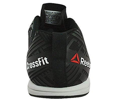 Chaussures Reebok Crossfit Sprint 2.0 Sbl Formation Black/Excellent Red/Graphite/Steel
