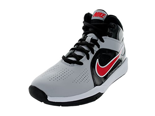 Nike , Jungen Sneaker Black/Red/Grey