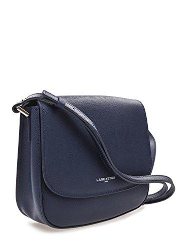 Lancaster Adele Minibag borsa a tracolla pelle 23 cm Blu