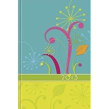 Lady-Timer Floral Design Petrol 2013