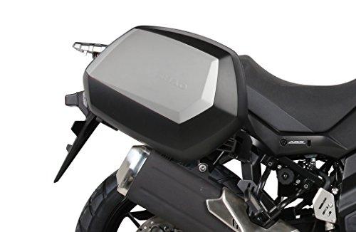 SHAD S0VS67IF 3P System Suzuki V-Strom 650´17, Black, One Size