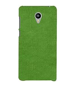 PrintVisa Green Pattern 3D Hard Polycarbonate Designer Back Case Cover for Meizu M2