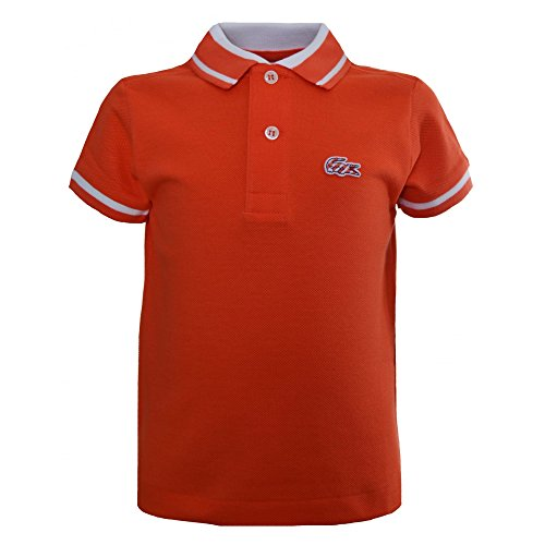 Lacoste Kids Orange Polo Shirt 16 Years/164CM