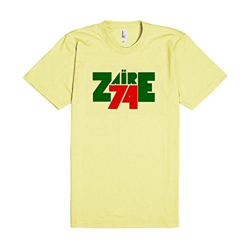 Skreened Men's Zaire '74 Fun African Pride T-Shirt