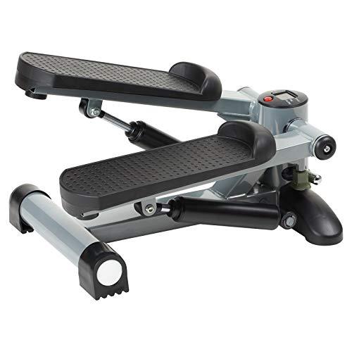 MiraFit - Aerobic Mini-Stepper mit Display - Sanfter Widerstand/Low Impact