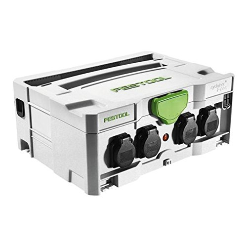 FESTOOL Systainer SYS PowerHub Steckdosen 200231