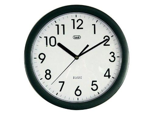 Trevi OM 3301 - Orologio da Parete - Quarzo silenzioso – 25cm...