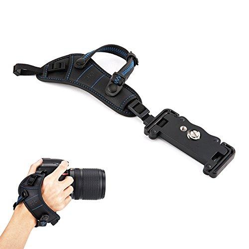 r DSLR Kamera Canon Nikon Olympus Sony Panasonic Pentax(mit U Typ Plate) ()