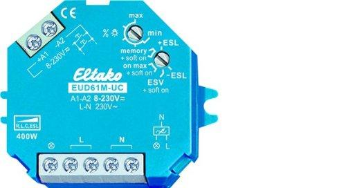Preisvergleich Produktbild Eltako Dimmschalter, EUD61M-UC