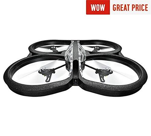 Parrot PATPF721009AA AR.Drone 2.0Power Edition Snow–(Gadgets > Drones)