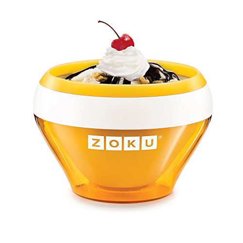 Cream Maker Ice Orange (Zoku ICE CREAM MAKER orange)
