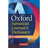 Oxford Advanced Learner's Dictionary - 10th Edition - B2-C2: Wörterbuch (Festeinband) - Ohne Oxford Speaking Tutor und…