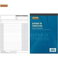 Blocco Buono Di Consegna 2 Copie Autoricalcanti A5 Ufficio Cancelleria Nikoffice